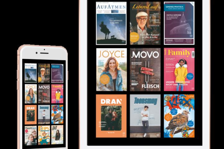 Zeitschriften gratis lesen