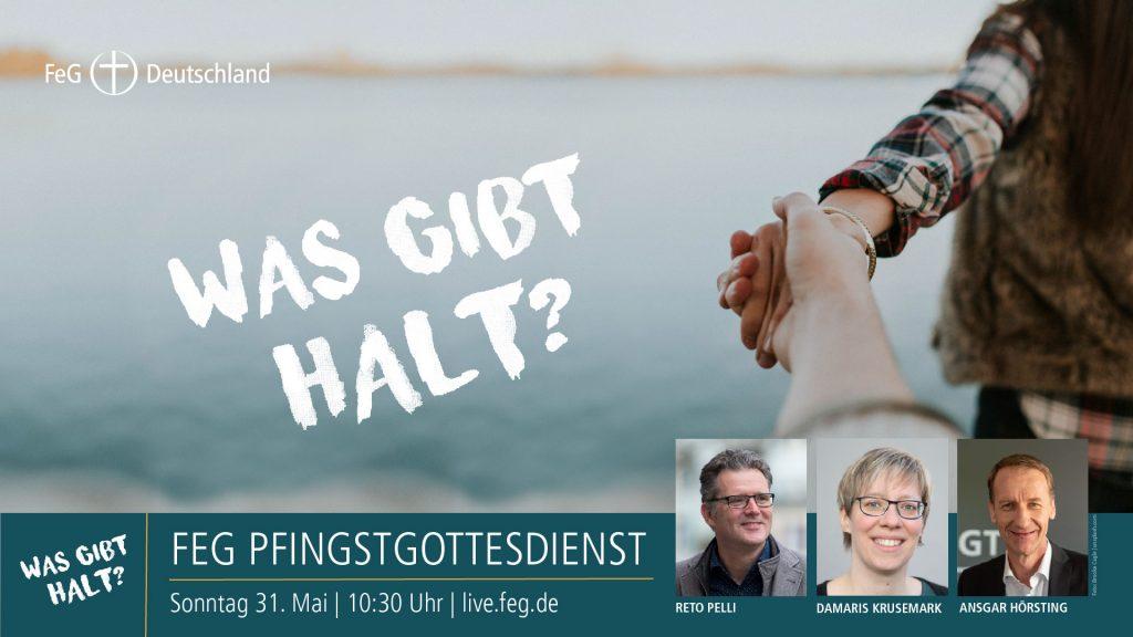 FeG-Livestream-Gottesdienst Pfingsten