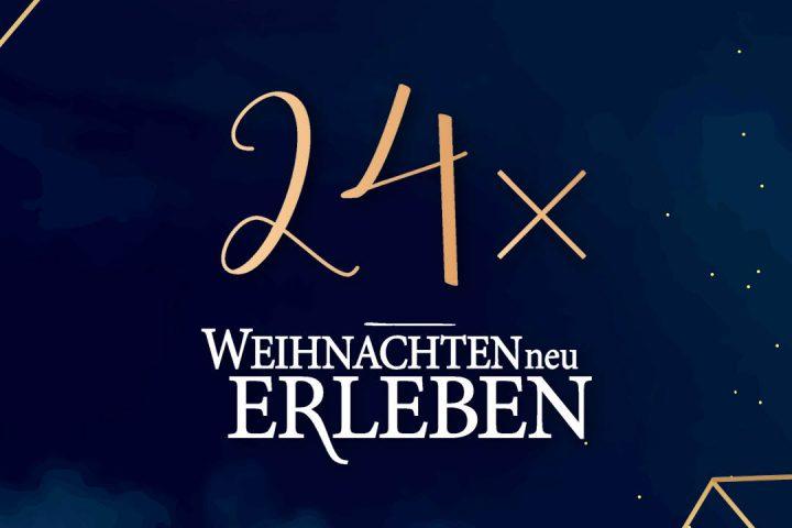 Logo 24x Weihnachten neu erleben